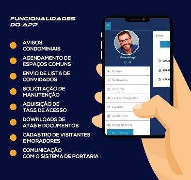 V-Guard lança novo aplicativo de segurança condominial